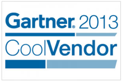 Gartner Cool Vendor 2013