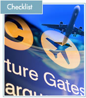 checklist-safe-travel