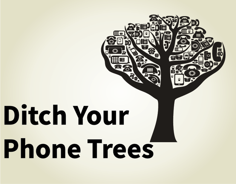 Ditch Your Phone Trees: 7 Best Practices for Emergency Notification Systems