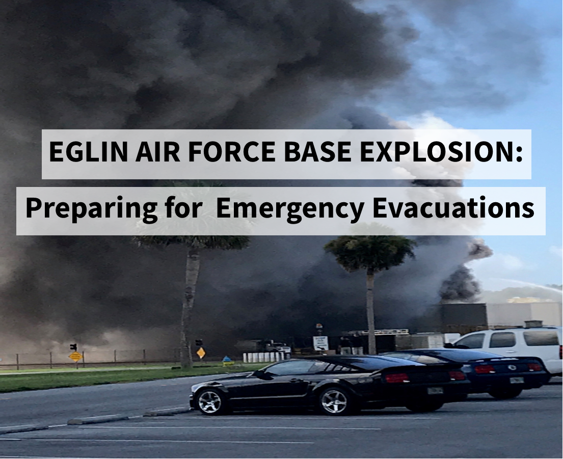 Explosion at Eglin Air Force Base Prompts Emergency Evacuation