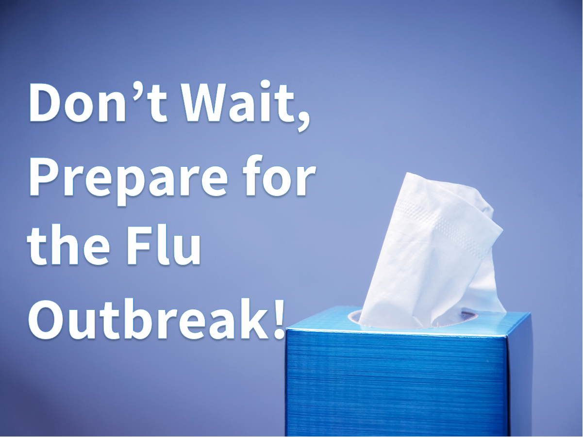 Flu Outbreak: How This Can Cost Your Company