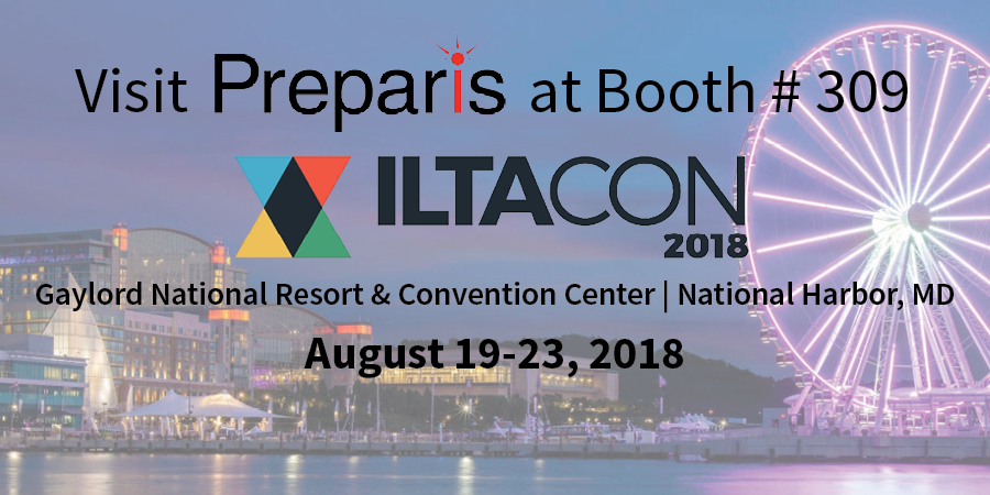 Preparis to Exhibit at ILTACON 2018