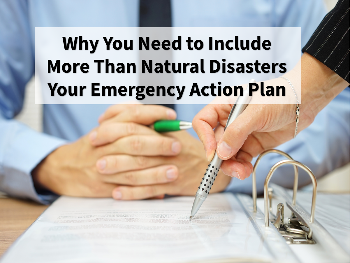 Why EAPs Should Include More Than Natural Disasters