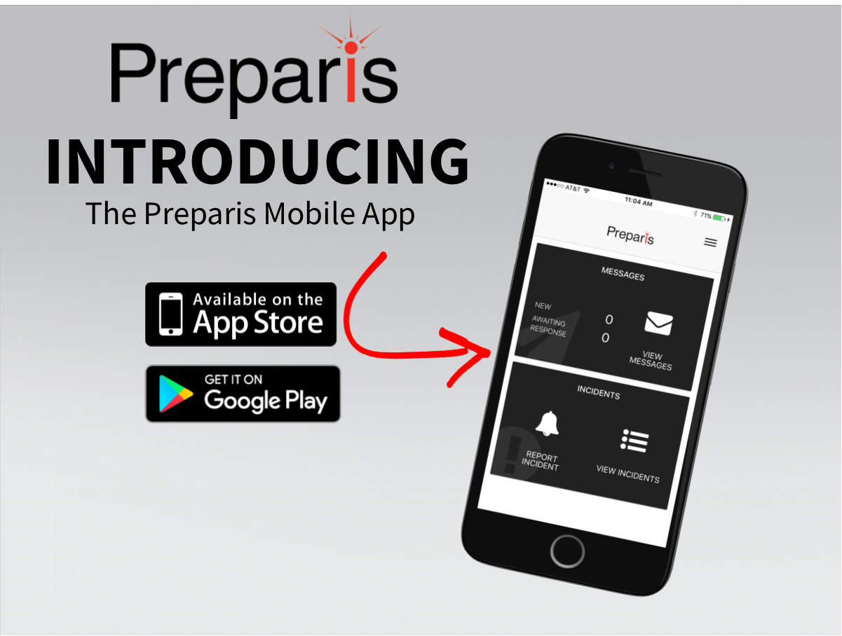 Preparis Launches New Mobile Application
