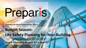 Budget Season: Life Safety Planning for Your Building