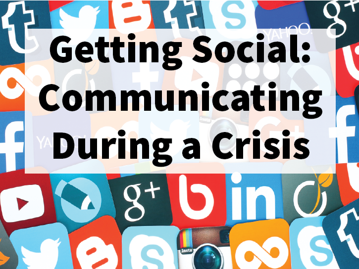 How Social Media Can Help or Hurt During a Crisis