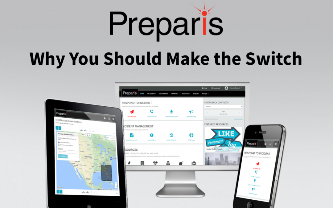 Why You Should Make the Switch to Preparis