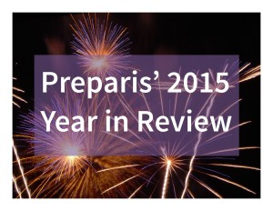 Preparis' 2015 Year in Review: A CEO's Perspective